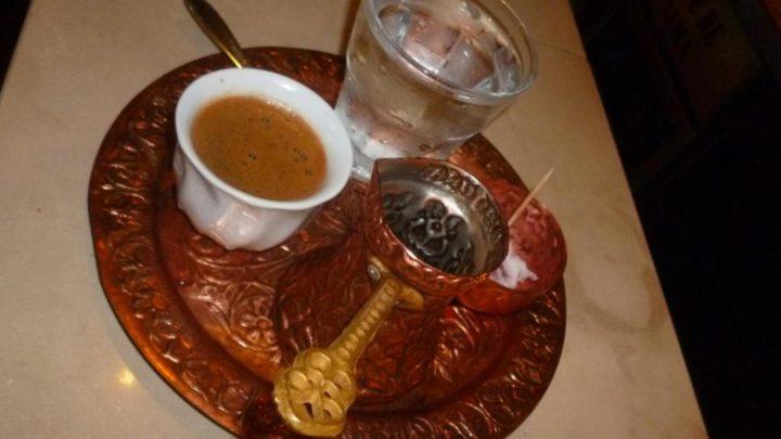 как варить турецкий кофе в турке на плите