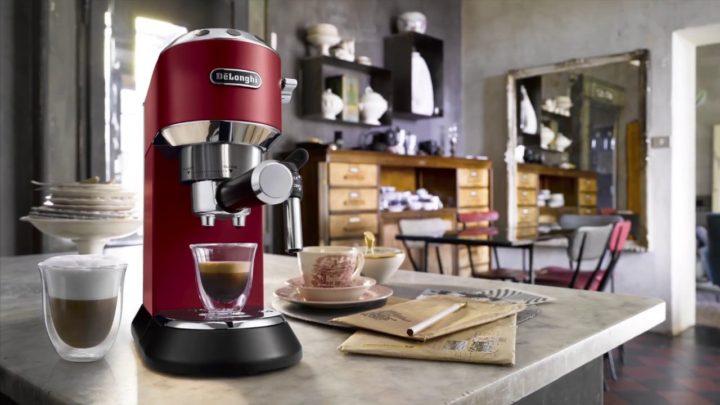 кофемашина описание