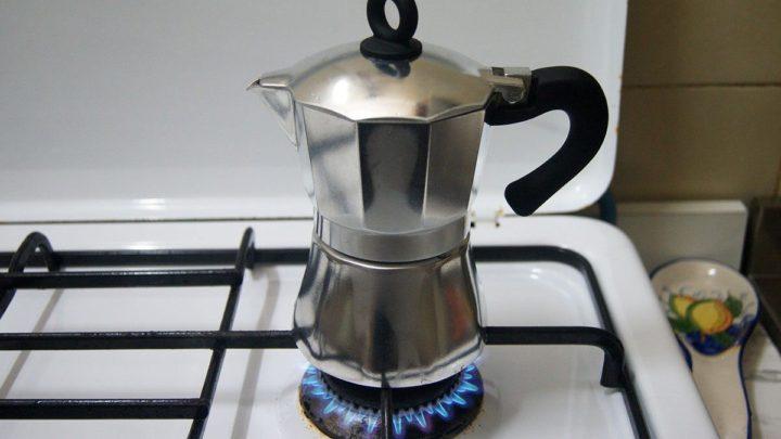 как варить кофе в кофейнике